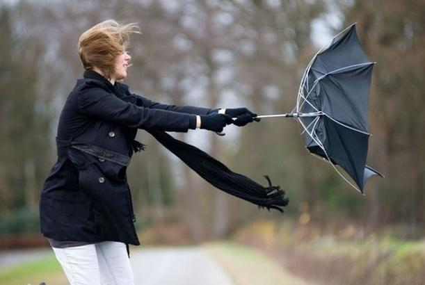 Strong wind will blow tomorrow - WARNING
