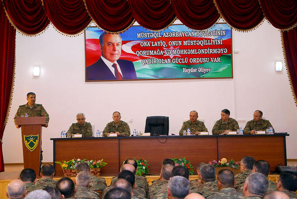 A session of the Board on the results of large-scale exercises was held