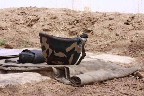 В Карабахе ликвидирован армянский солдат