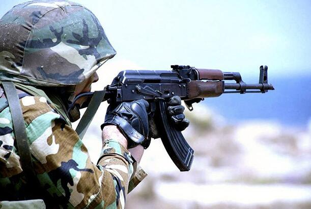 Armenian armed units violated ceasefire 65 times Defense Ministry