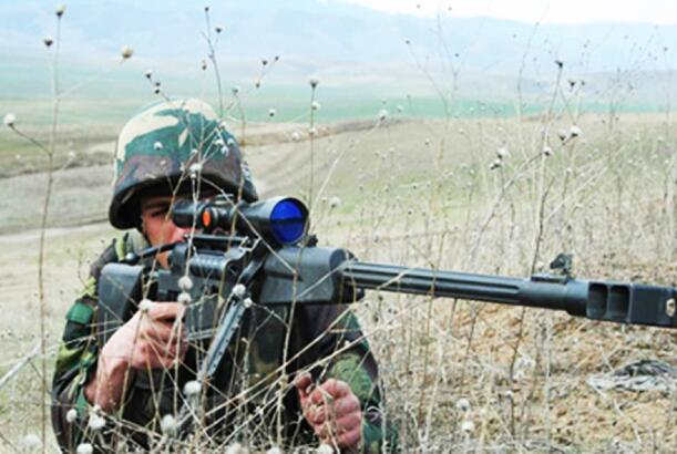 Armenian armed units violated ceasefire 49 times Defense Ministry
