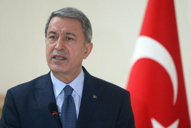 """Turkish Defense Minister: """"We are trying to keep airport safe and open"""""""