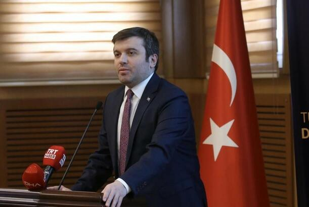 Turkish deputy FM: They won't make people accept lie about 'Armenian genocide'
