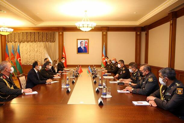 Prospects for the development of Azerbaijani-Turkish military cooperation were discussed